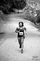 Femme Fit 2013, Event 1: Unknown Trail Run