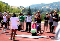 Femme Fit 2013, Event 2: Olympic Total